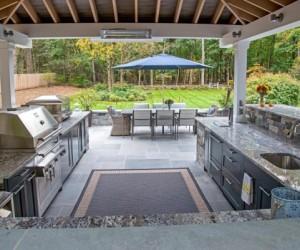 Geneva Deck Kitchen 8
